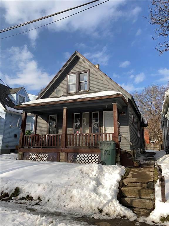 22 Kosciusko Street, Rochester, NY 14621 (MLS #R1320974) :: Robert PiazzaPalotto Sold Team