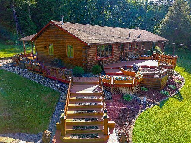 524 Christian Hollow, Norwich-McKean County, PA 16749 (MLS #R1324405) :: MyTown Realty