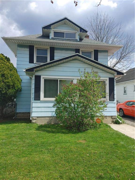 828 Glide Street, Rochester, NY 14606 (MLS #R1330969) :: BridgeView Real Estate Services