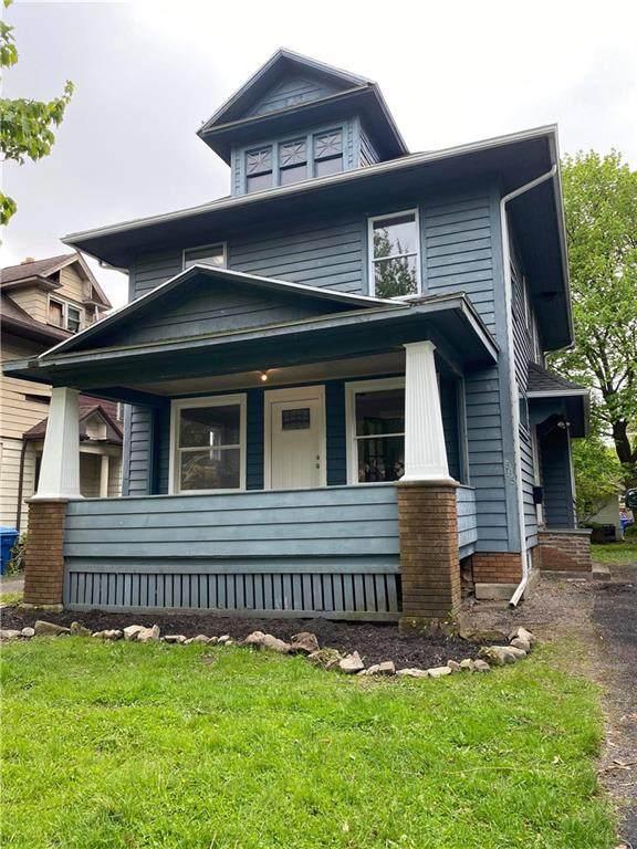 595 Hazelwood Terrace, Rochester, NY 14609 (MLS #R1335019) :: Thousand Islands Realty