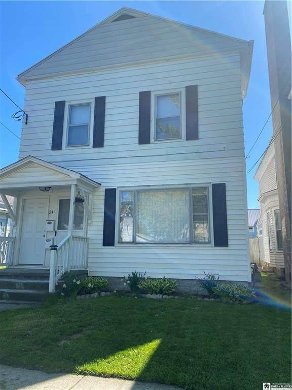 241 Lincoln Avenue, Dunkirk-City, NY 14048 (MLS #R1336523) :: TLC Real Estate LLC