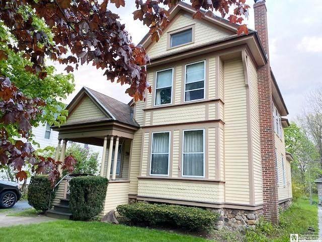 44 Maple Avenue, Pomfret, NY 14063 (MLS #R1336739) :: BridgeView Real Estate Services