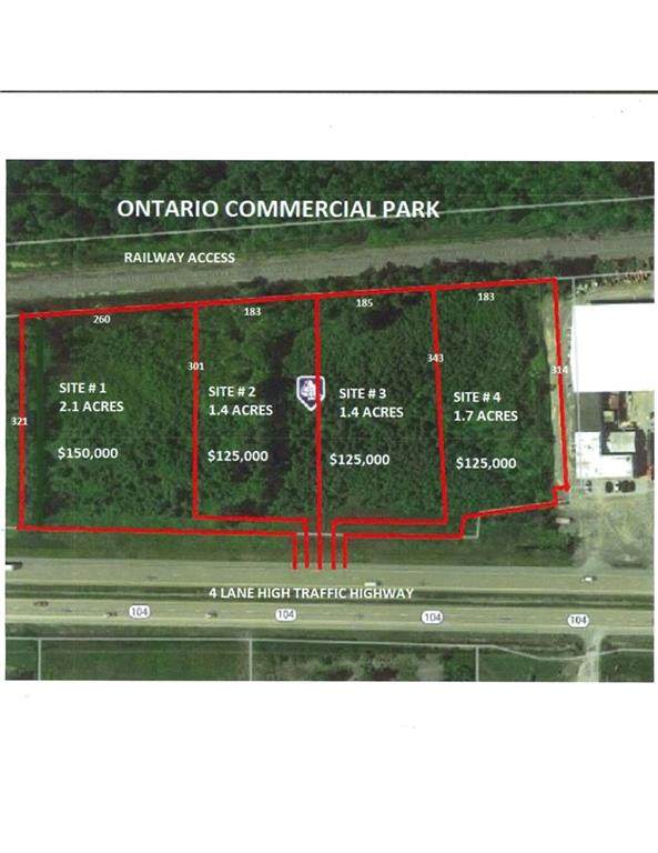 1683 State Route 104-Lot 2, Ontario, NY 14519 (MLS #R1337688) :: TLC Real Estate LLC
