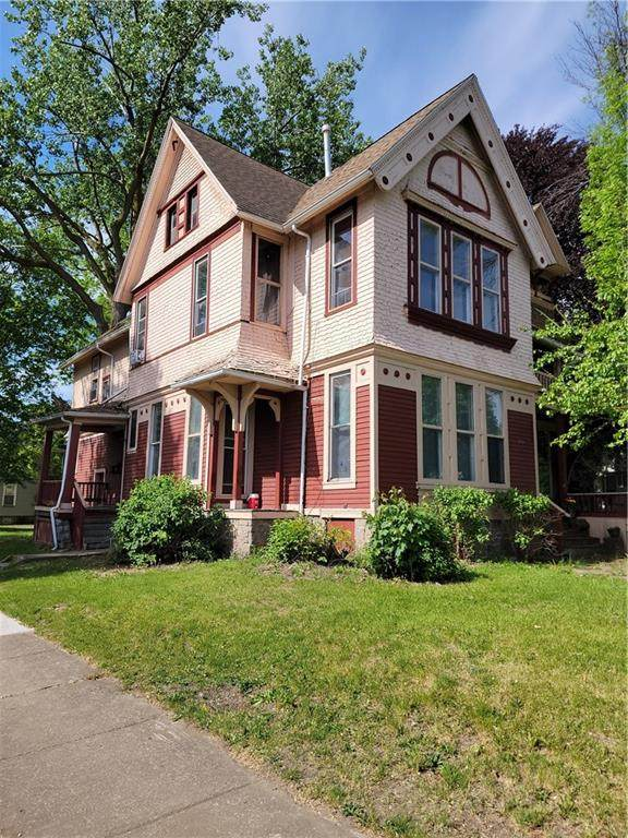 273 West Ave, Rochester, NY 14611 (MLS #R1338958) :: Robert PiazzaPalotto Sold Team