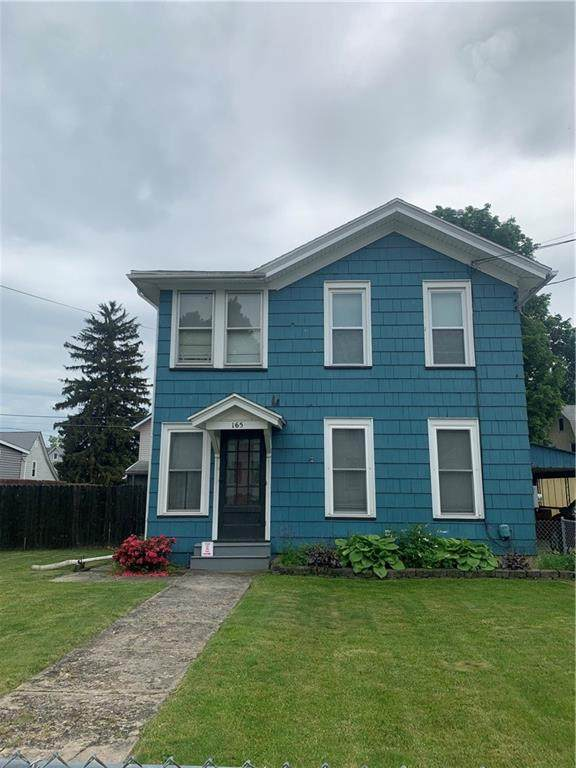 165 River Street, Hornell, NY 14843 (MLS #R1341359) :: 716 Realty Group