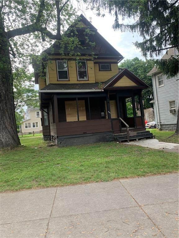 641 N Goodman Street, Rochester, NY 14609 (MLS #R1341590) :: TLC Real Estate LLC