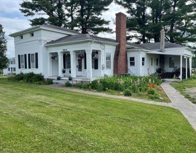 5834 S Livonia Road, Conesus, NY 14435 (MLS #R1342836) :: BridgeView Real Estate