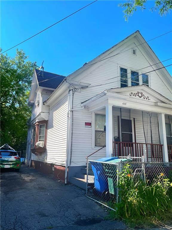 417 1st Street, Rochester, NY 14605 (MLS #R1348572) :: Serota Real Estate LLC