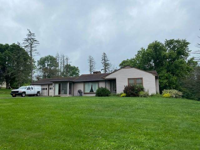 2867 Larchwood Drive, Wellsville, NY 14895 (MLS #R1352699) :: Robert PiazzaPalotto Sold Team