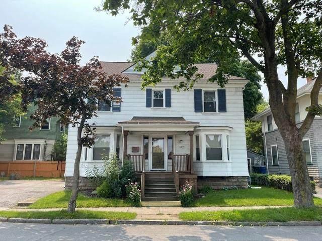 107 Pembroke Street, Rochester, NY 14620 (MLS #R1353435) :: Robert PiazzaPalotto Sold Team