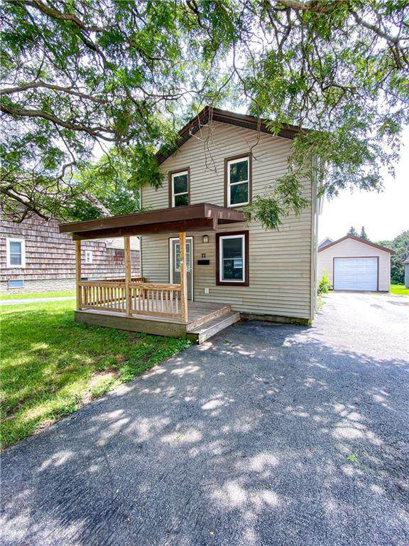 77 Myrtle Street, Leroy, NY 14482 (MLS #R1354377) :: BridgeView Real Estate Services