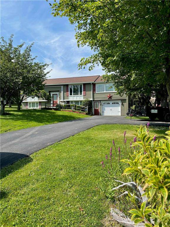 2456 County House Road, Jerusalem, NY 14527 (MLS #R1357693) :: Robert PiazzaPalotto Sold Team