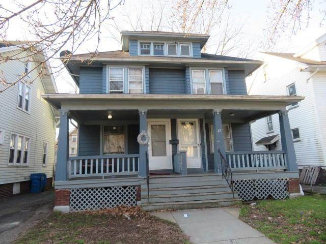 25-27 West High Terrace, Rochester, NY 14619 (MLS #R1364965) :: Robert PiazzaPalotto Sold Team