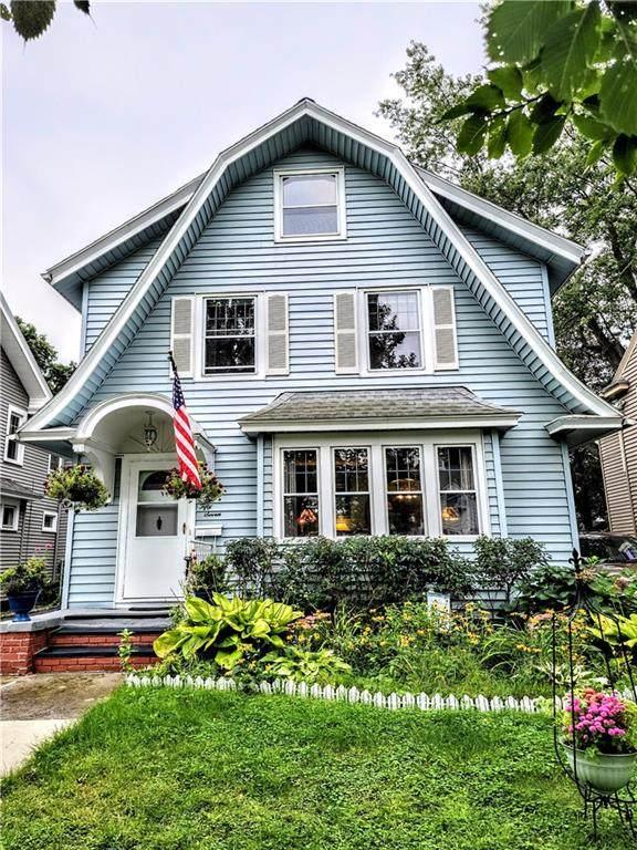 57 Pontiac Drive, Irondequoit, NY 14617 (MLS #R1366982) :: TLC Real Estate LLC