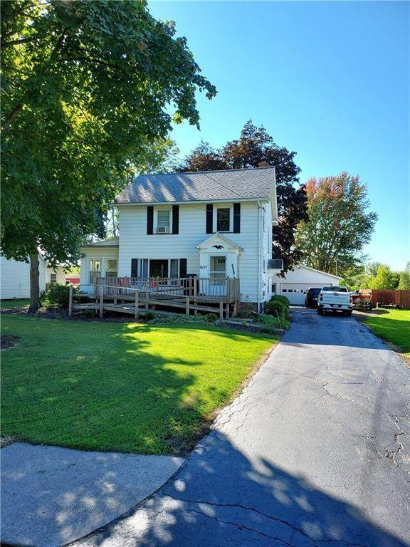 1627 Lake Road, Hamlin, NY 14464 (MLS #R1367105) :: Robert PiazzaPalotto Sold Team