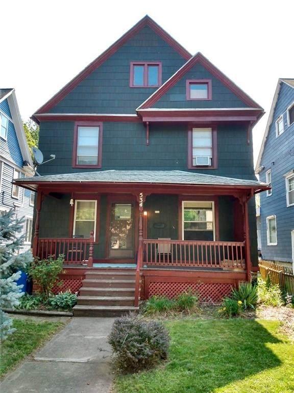 534 S Goodman Street, Rochester, NY 14607 (MLS #R1367755) :: BridgeView Real Estate