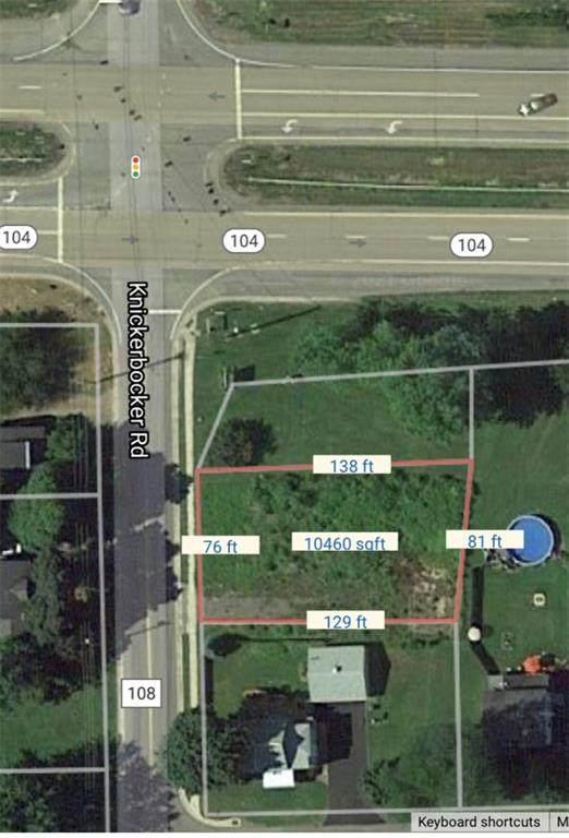 6284 Knickerbocker Road, Ontario, NY 14519 (MLS #R1368150) :: Serota Real Estate LLC