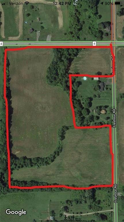 0 Freshour Road, Hopewell, NY 14424 (MLS #R1369359) :: Serota Real Estate LLC
