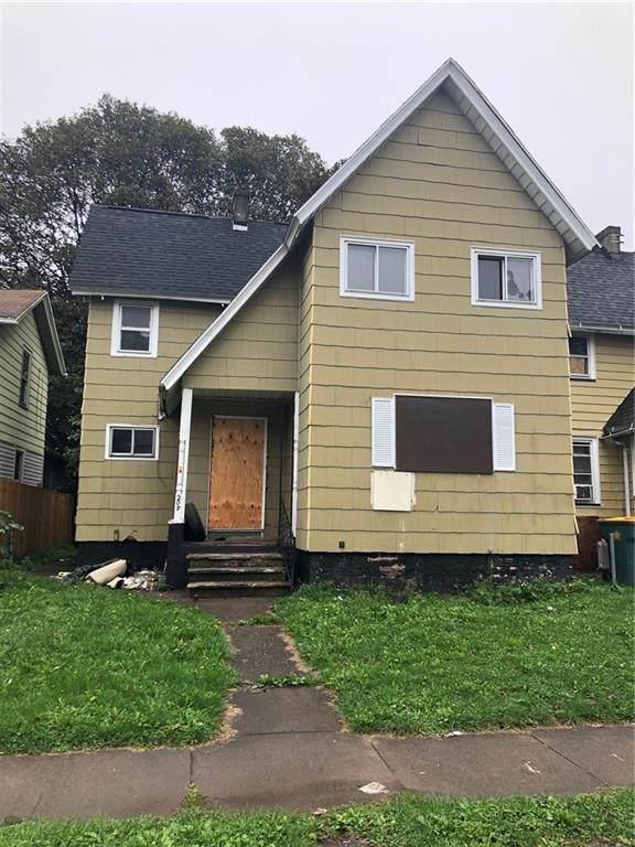 209 Saratoga Avenue, Rochester, NY 14608 (MLS #R1370375) :: Serota Real Estate LLC
