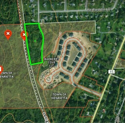 0 Redbridge Road, Henrietta, NY 14467 (MLS #R1372960) :: Lore Real Estate Services