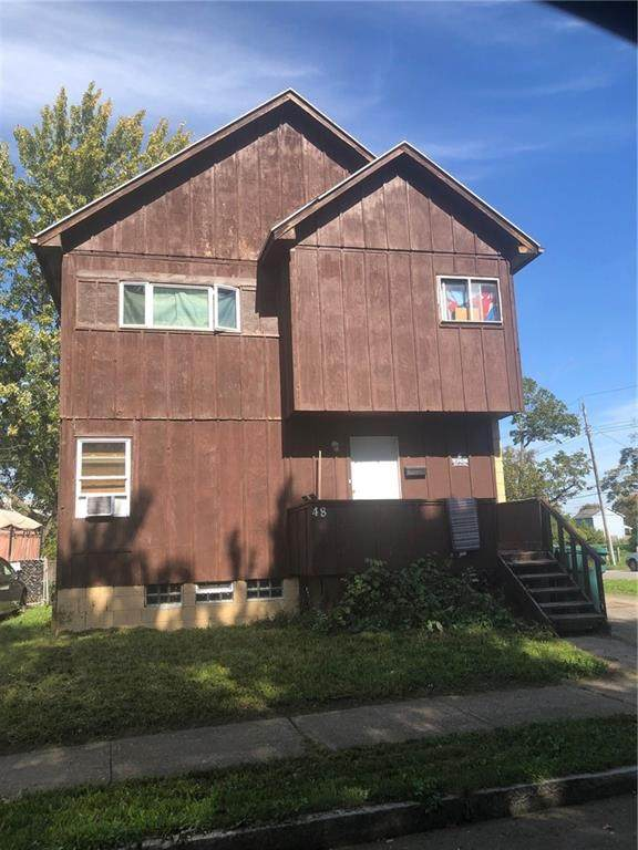 48 Quamina Drive, Rochester, NY 14605 (MLS #R1373758) :: MyTown Realty