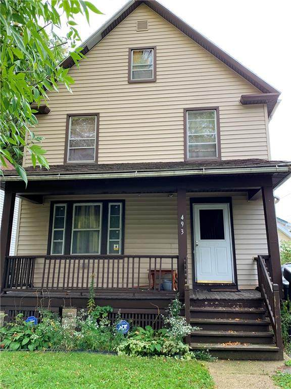 493 Frost Avenue, Rochester, NY 14611 (MLS #R1374154) :: Thousand Islands Realty