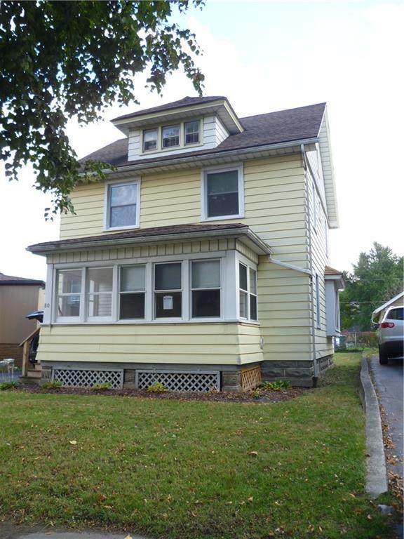 80 Mapledale Street, Rochester, NY 14609 (MLS #R1374430) :: Serota Real Estate LLC