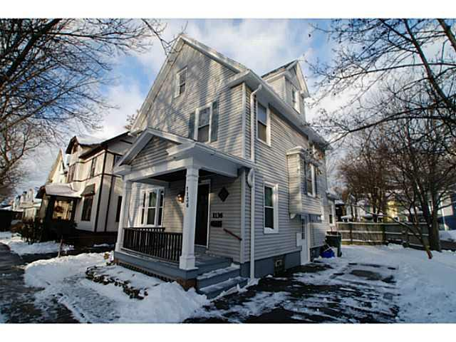 1136 Clinton Ave S, Rochester, NY 14620 (MLS #R198110) :: Robert PiazzaPalotto Sold Team