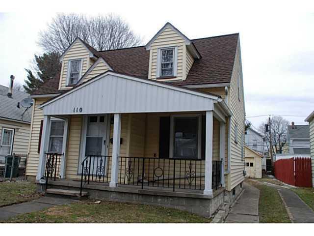 110 Bock Street, Rochester, NY 14609 (MLS #R207821) :: Robert PiazzaPalotto Sold Team