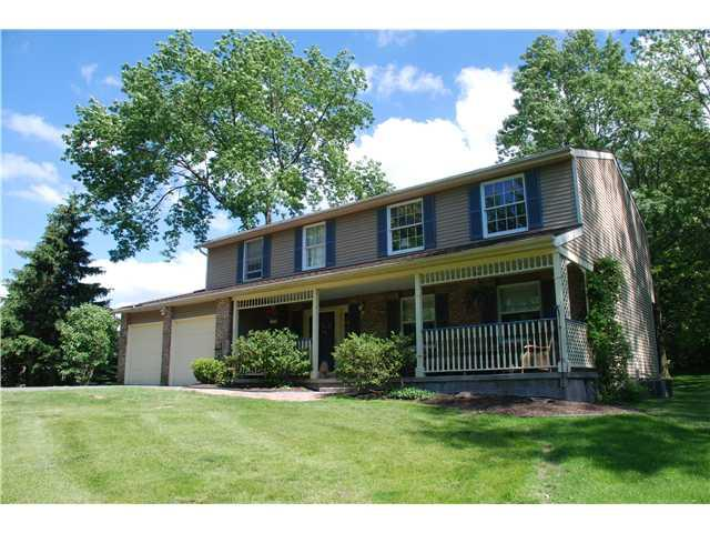 97 Thistlewood Lane, Ogden, NY 14559 (MLS #R222882) :: Robert PiazzaPalotto Sold Team