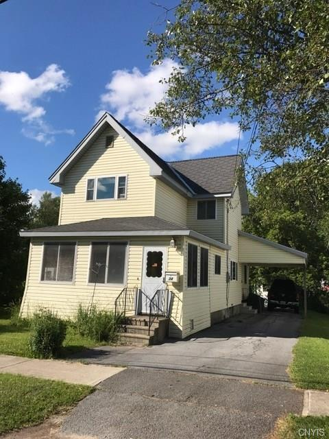 34 N Jefferson Street, Champion, NY 13619 (MLS #S1058162) :: BridgeView Real Estate Services