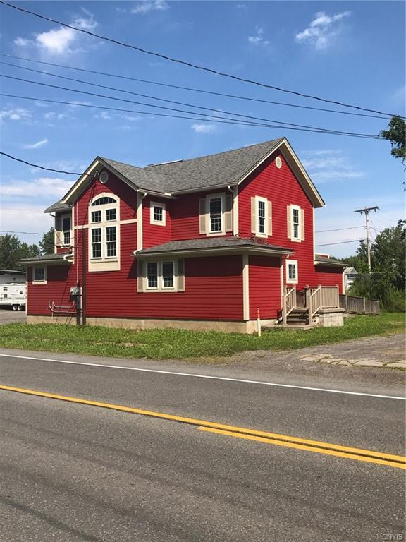 4985 State Route 31, Clay, NY 13041 (MLS #S1069775) :: Robert PiazzaPalotto Sold Team
