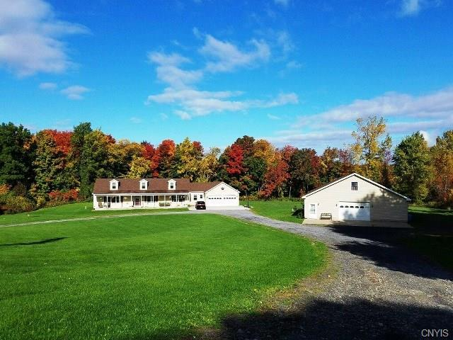 1416 County Route 1, Scriba, NY 13126 (MLS #S1071139) :: BridgeView Real Estate Services