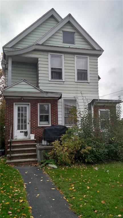 1013 Milton Ave, Syracuse, NY 13204 (MLS #S1083105) :: Thousand Islands Realty