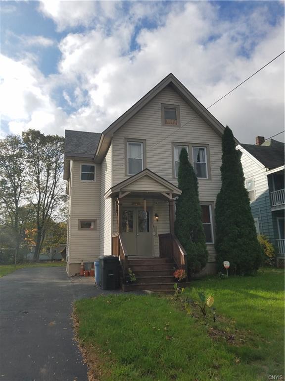 129 Fairfield Avenue, Syracuse, NY 13207 (MLS #S1084303) :: Thousand Islands Realty