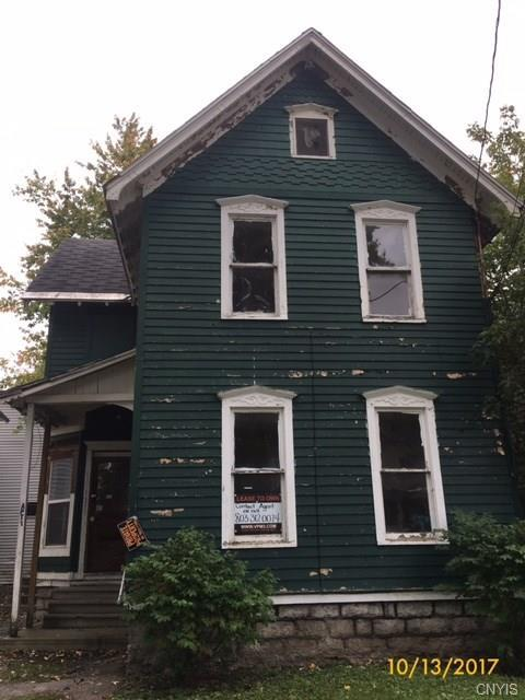 678 Bronson Street, Watertown-City, NY 13601 (MLS #S1093657) :: Thousand Islands Realty