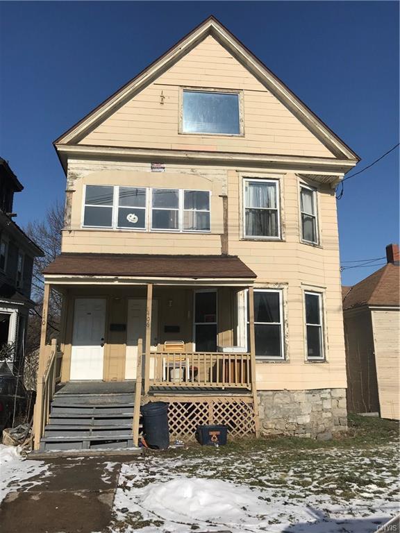 1406 W Onondaga Street #8, Syracuse, NY 13204 (MLS #S1096279) :: Thousand Islands Realty