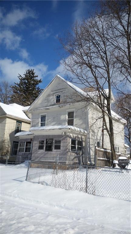 717 Cannon Street, Syracuse, NY 13205 (MLS #S1102444) :: Thousand Islands Realty