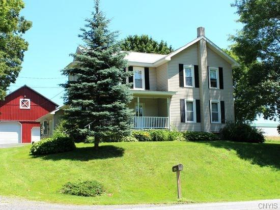 12976 State Route 34, Cato, NY 13111 (MLS #S1103435) :: The Rich McCarron Team