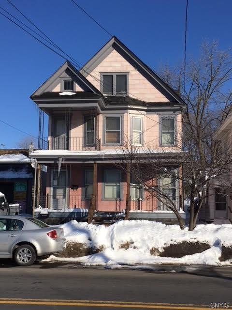 720 Wolf Street #22, Syracuse, NY 13208 (MLS #S1104670) :: The Rich McCarron Team
