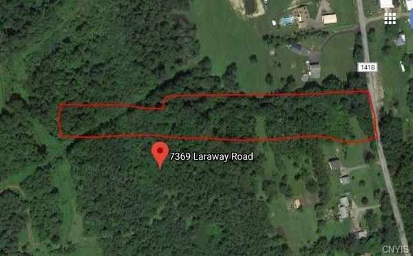 0 Laraway Road, Montezuma, NY 13034 (MLS #S1107947) :: Thousand Islands Realty