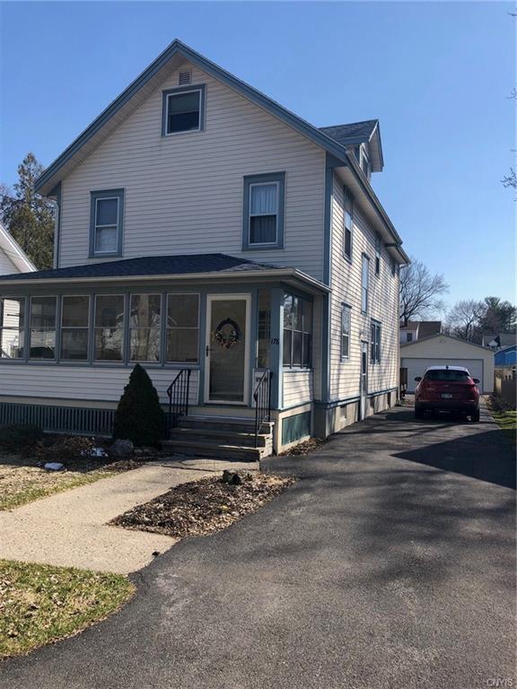 178 Maplewood Avenue, Syracuse, NY 13205 (MLS #S1108157) :: Thousand Islands Realty