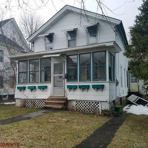 530 Tompkins Street, Syracuse, NY 13204 (MLS #S1112708) :: The Rich McCarron Team