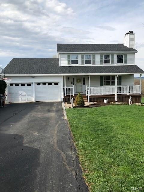 5625 Mack Road, Niles, NY 13152 (MLS #S1115764) :: BridgeView Real Estate Services