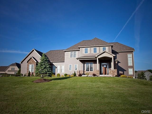4028 Deer Crossing Run, Pompey, NY 13104 (MLS #S1117213) :: BridgeView Real Estate Services