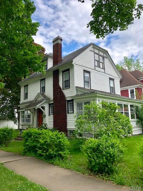 701 Maryland Avenue, Syracuse, NY 13210 (MLS #S1117570) :: Thousand Islands Realty