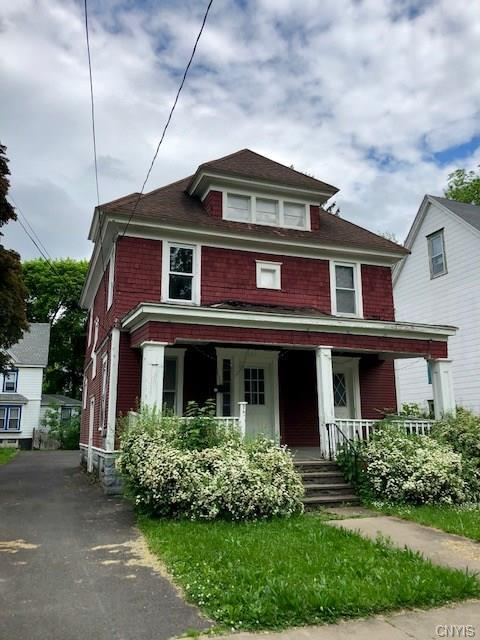 707 Maryland Avenue, Syracuse, NY 13210 (MLS #S1118381) :: Thousand Islands Realty