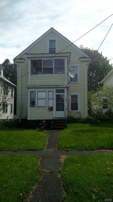 124 Dewey Avenue, Syracuse, NY 13204 (MLS #S1118421) :: BridgeView Real Estate Services