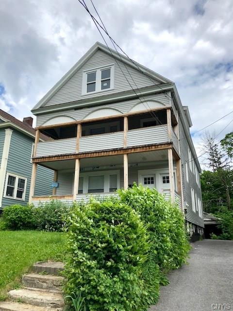 1025 Westcott Street #27, Syracuse, NY 13210 (MLS #S1119572) :: Robert PiazzaPalotto Sold Team
