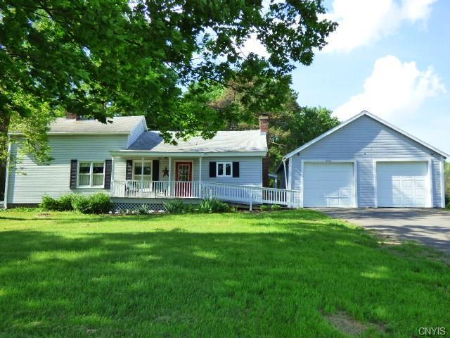 6825 Airport Road, Madison, NY 13346 (MLS #S1122375) :: The Rich McCarron Team